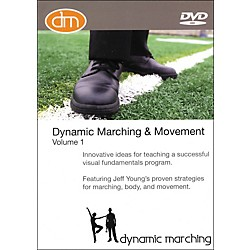 Hal Leonard Dynamic Marching And Movement: Volume 1 (DVD) (3745264)