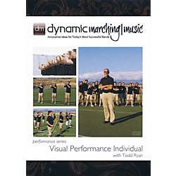 Hal Leonard Dynamic Marching Music - Visual Performance Individual Marching Band DVD (3745613)