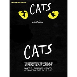 Hal Leonard Easy Piano Selections from Cats  Songbook (359467)