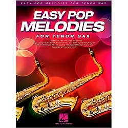 Hal Leonard Easy Pop Melodies For Tenor Sax (125787)