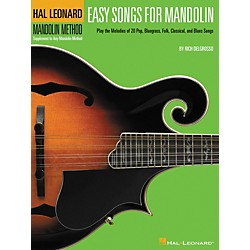 Hal Leonard Easy Songs for Mandolin Tab Method Supplement (695865)