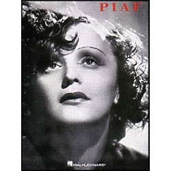 Hal Leonard Edith Piaf Song Collection arranged for piano, vocal, and guitar (P/V/G) (306122)
