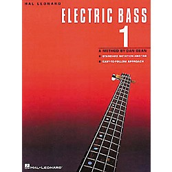 Hal Leonard Electric Bass 1 Book (695067)