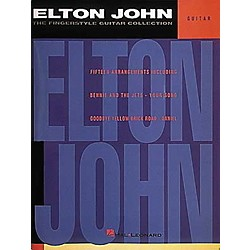 Hal Leonard Elton John - The Fingerstyle Collection Guitar Tab Songbook (699414)
