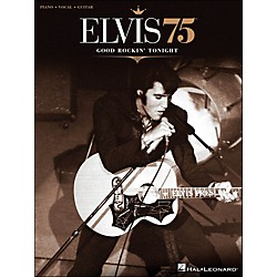 Hal Leonard Elvis 75 Good Rockin' Tonight PVG (307124)
