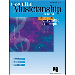 Hal Leonard Ensemble Concepts for Band - Intermediate Level Baritone BC (960142)