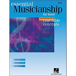 Hal Leonard Ensemble Concepts for Band - Intermediate Level Tuba (960144)