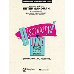 Hal Leonard Enter Sandman - Discovery Jazz Series Level 1.5 (7470767)