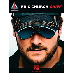 Hal Leonard Eric Church - Chief Guitar Tab Songbook (101916)
