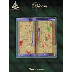 Hal Leonard Eric Johnson - Bloom Songbook (690845)