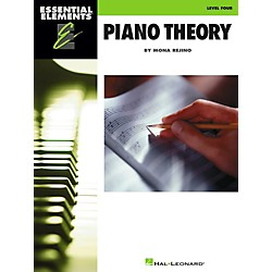 Hal Leonard Essential Elements - Piano Theory Level 4 (296929)