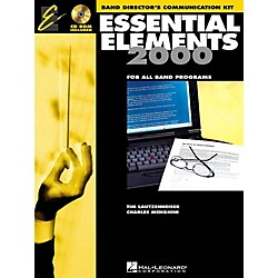 Hal Leonard Essential Elements Band Director's Communication Kit (HL00860077)