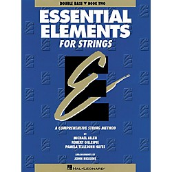 Hal Leonard Essential Elements Bass Vol 2. (862552)
