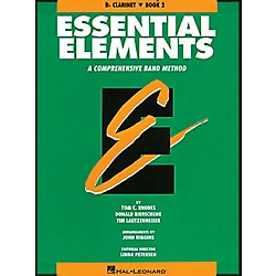 Hal Leonard Essential Elements Book 2 B Flat Clarinet (863522)