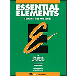 Hal Leonard Essential Elements Book 2 E Flat Alto Saxophone (863525)