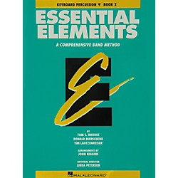 Hal Leonard Essential Elements Book 2 Keyboard Percussion (863535)