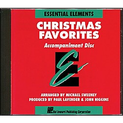 Hal Leonard Essential Elements Christmas Favorites Accompaniment CD (862519)