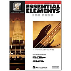 Hal Leonard Essential Elements Electric Bass Book 2 with CD (862603)