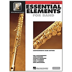 Hal Leonard Essential Elements for Flute (Book 2 with CD) (862588)