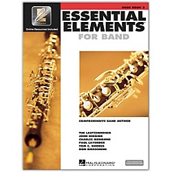 Hal Leonard Essential Elements for Oboe (Book 2 with CD) (862589)