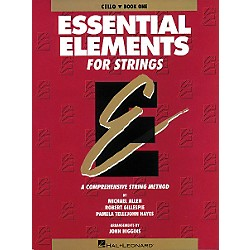 Hal Leonard Essential Elements for Strings Book 1 (4619005)