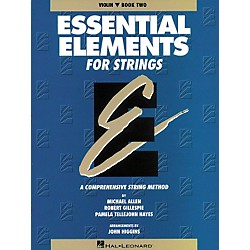 Hal Leonard Essential Elements for Strings Book 2 (862549)