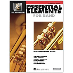 Hal Leonard Essential Elements for Trumpet (Book 2 with CD) (862597)