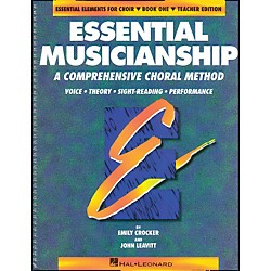 Hal Leonard Essential Musicianship Book 1 Teacher (8740103)