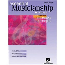 Hal Leonard Essential Musicianship for Strings - Ensemble Concepts Intermediate Double Bass (960196)