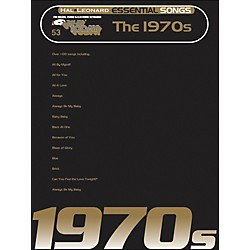 Hal Leonard Essential Songs - The 1970's E-Z Play 53 (100210)