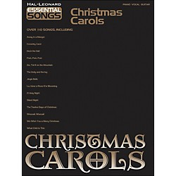Hal Leonard Essential Songs Christmas Carols arranged for piano, vocal, and guitar (P/V/G) (311910)