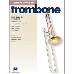 Hal Leonard Essential Songs For Trombone (842276)