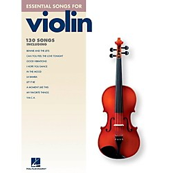 Hal Leonard Essential Songs For Violin (842277)
