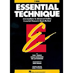 Hal Leonard Essential Technique For French Horn - Intermediate To Advanced Studies (863555)