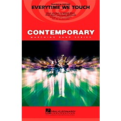 Hal Leonard Everytime We Touch - Pep Band/Marching Band Level 3 (3745808)