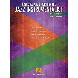 Hal Leonard Exercises And Etudes For The Jazz Instrumentalist - Bass Clef Edition (842018)