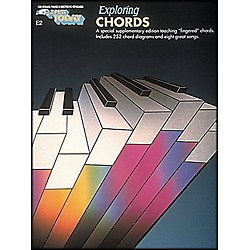 Hal Leonard Exploring Chords E2 E-Z Play (102103)