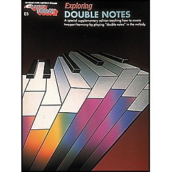 Hal Leonard Exploring Double Notes E-Z Play E5 (102106)