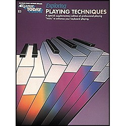 Hal Leonard Exploring Playing Techniques E3 E-Z Play (102104)