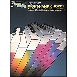 Hal Leonard Exploring Right Hand Chords E-Z Play E6 (102107)