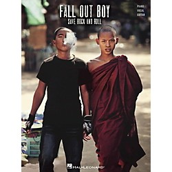 Hal Leonard Fall Out Boy - Save Rock And Roll Piano/Vocal/Guitar (PVG) (121496)