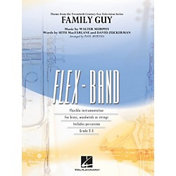 Hal Leonard Family Guy (Theme) - Flex-Band Series (4003232)