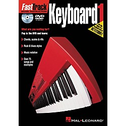 Hal Leonard FastTrack Keyboard 1 ( DVD) (696060)