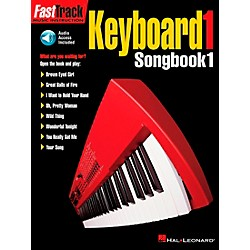Hal Leonard FastTrack Keyboard Level 1 Supplemental Songbook with CD (697288)