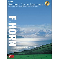 Hal Leonard Favorite Celtic Melodies For F Horn Book/CD (2501859)