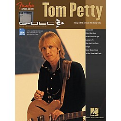 Hal Leonard Fender G-Dec Tom Petty Play-Along Guitar Songbook/SD Card (702324)