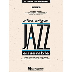 Hal Leonard Fever - Easy Jazz Ensemble Series Level 2 (7012257)