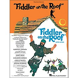 Hal Leonard Fiddler On The Roof Piano/Vocal Selections arranged for piano, vocal, and guitar (P/V/G) (359861)