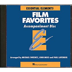 Hal Leonard Film Favorites - CD Accompaniment (860158)