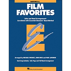 Hal Leonard Film Favorites Baritone B.C. (860152)